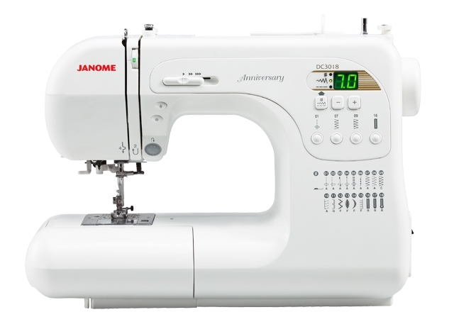 Janome 3018dc