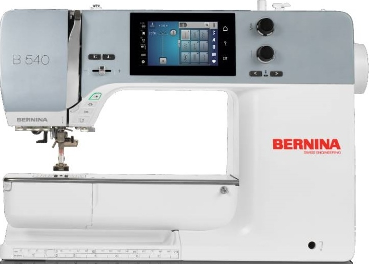 Bernina 540 (new)