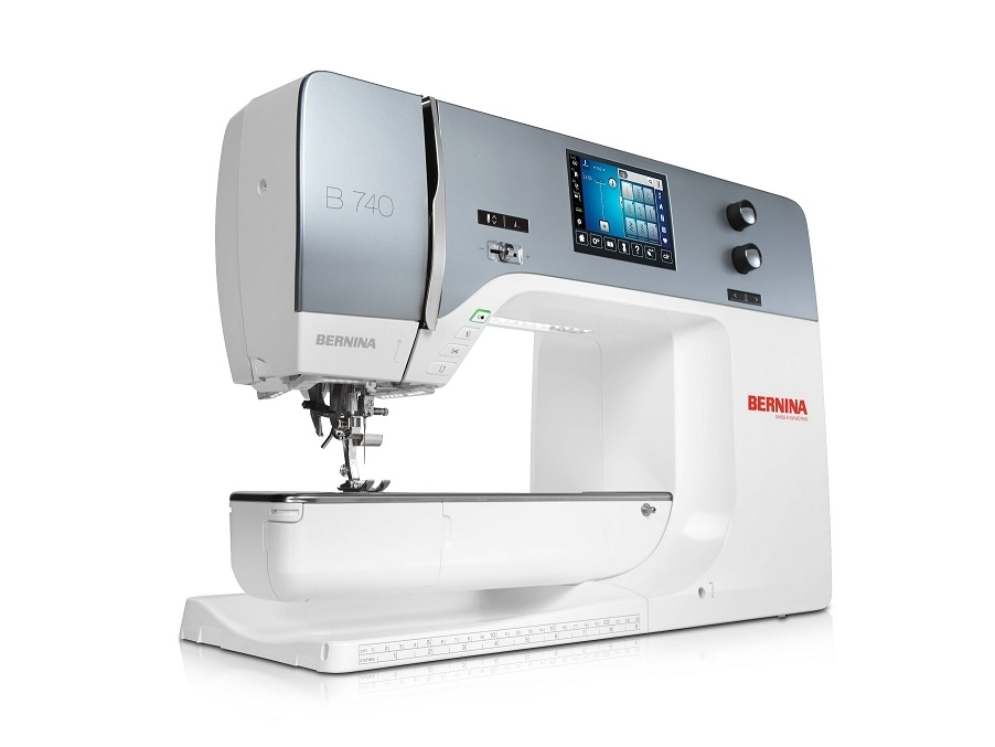 Bernina 740 - showmodel