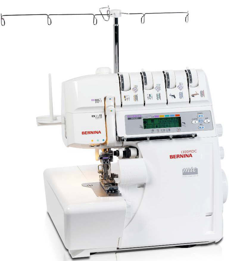 Bernina 1300 MDC - lock/cover