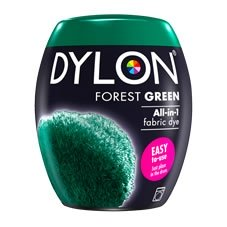 Forest groen  - Dylon pods