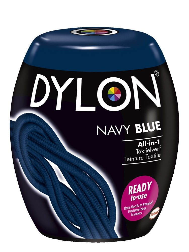 Navy Blue - Dylon pods