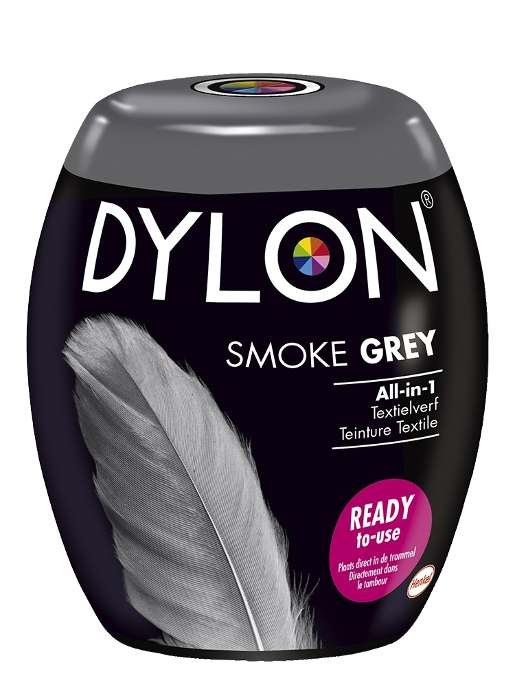 Smoke Grey - Dylon pods
