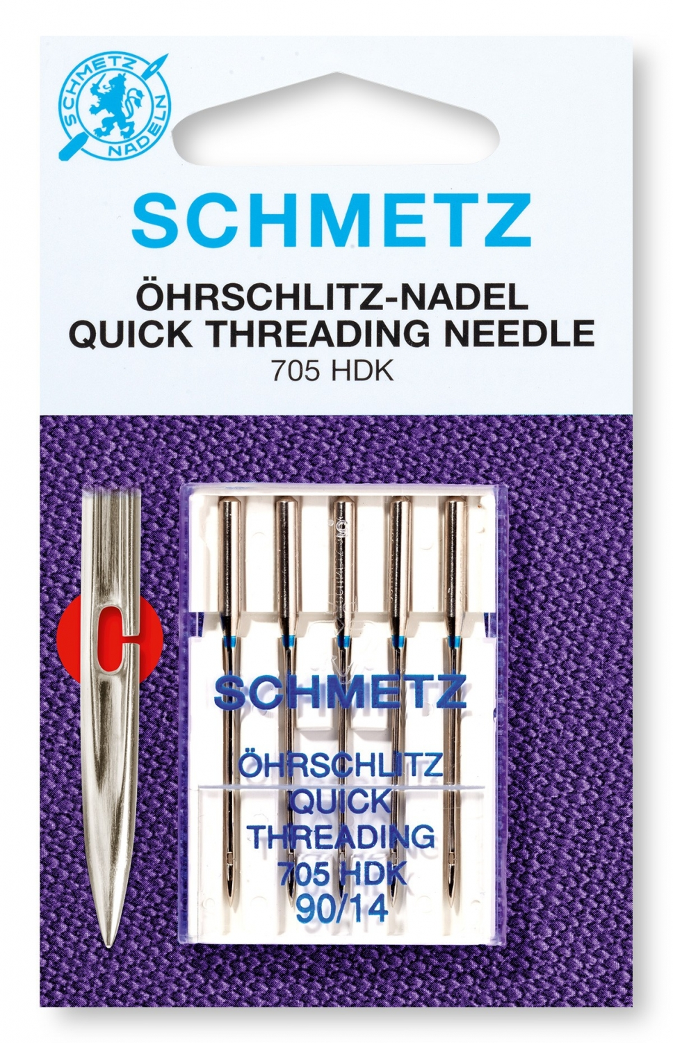 Schmetz - Quick Threading