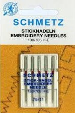 Schmetz borduurnaalden