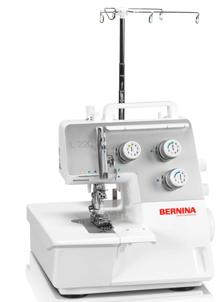 Bernina L220 - cover