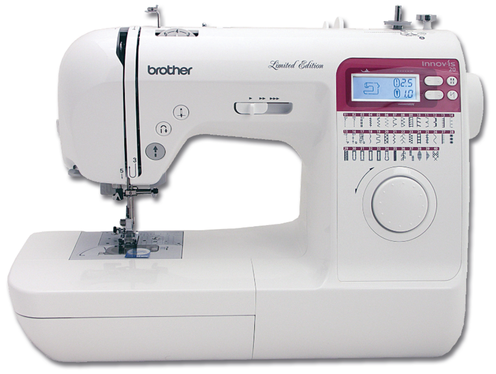 Brother innovis 20 LE
